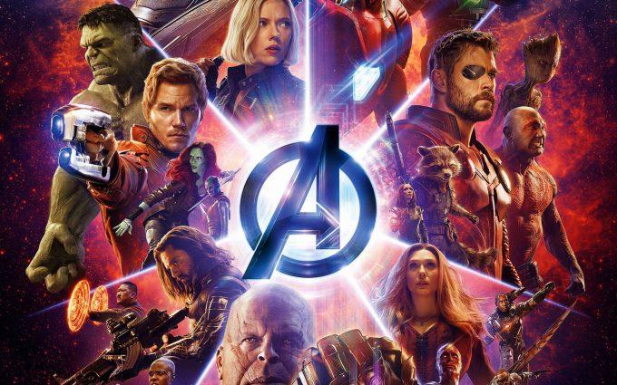 Avengers Infinity War 2018 4K UHD
