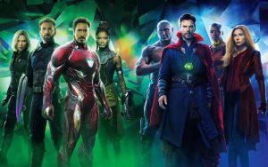 Avengers: Infinity War (2018) 4K Ultra HD