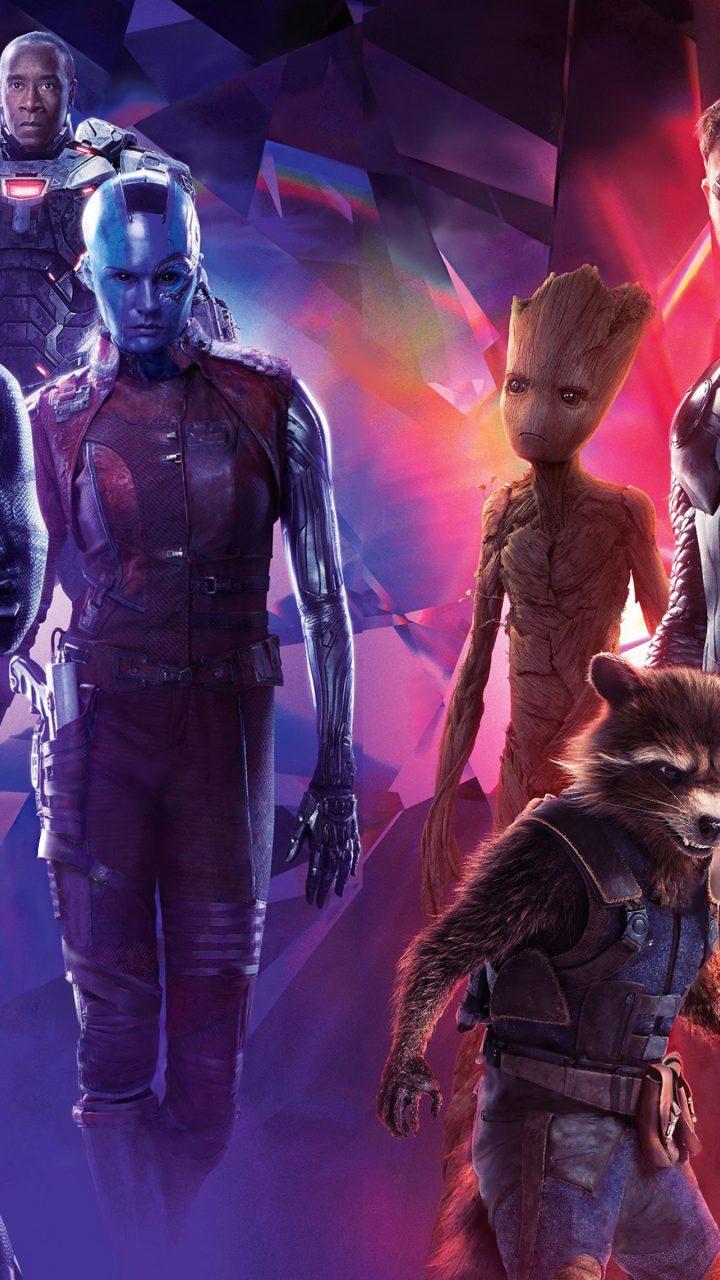 Avengers Infinity War 2018 4k Ultrahd Wallpaper