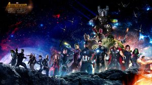 Avengers: Infinity War (2018) 4K UltraHD