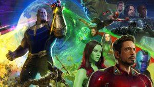 Avengers: Infinity War (2018) 5K UltraHD