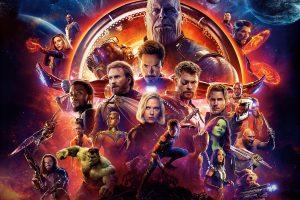 Avengers Infinity War 2018 8K UHD