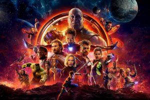 Avengers Infinity War 2018 HD