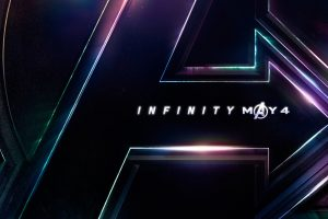 Avengers: Infinity War (2018) Logo HD