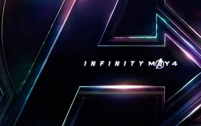 Avengers Infinity War 2018 Logo HD 1