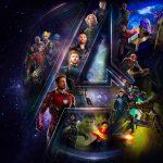 Avengers Infinity War 2018 Logo HD