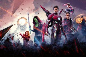 Avengers: Infinity War (2018) MCU HD