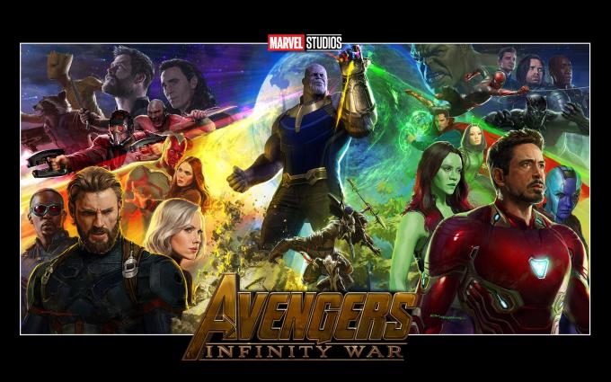 Avengers Infinity War 2018 MCU HD
