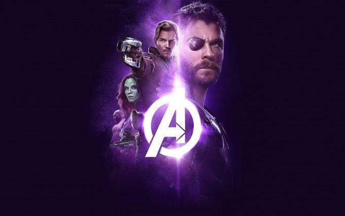 Avengers Infinity War 2018 Power Stone 4K UHD