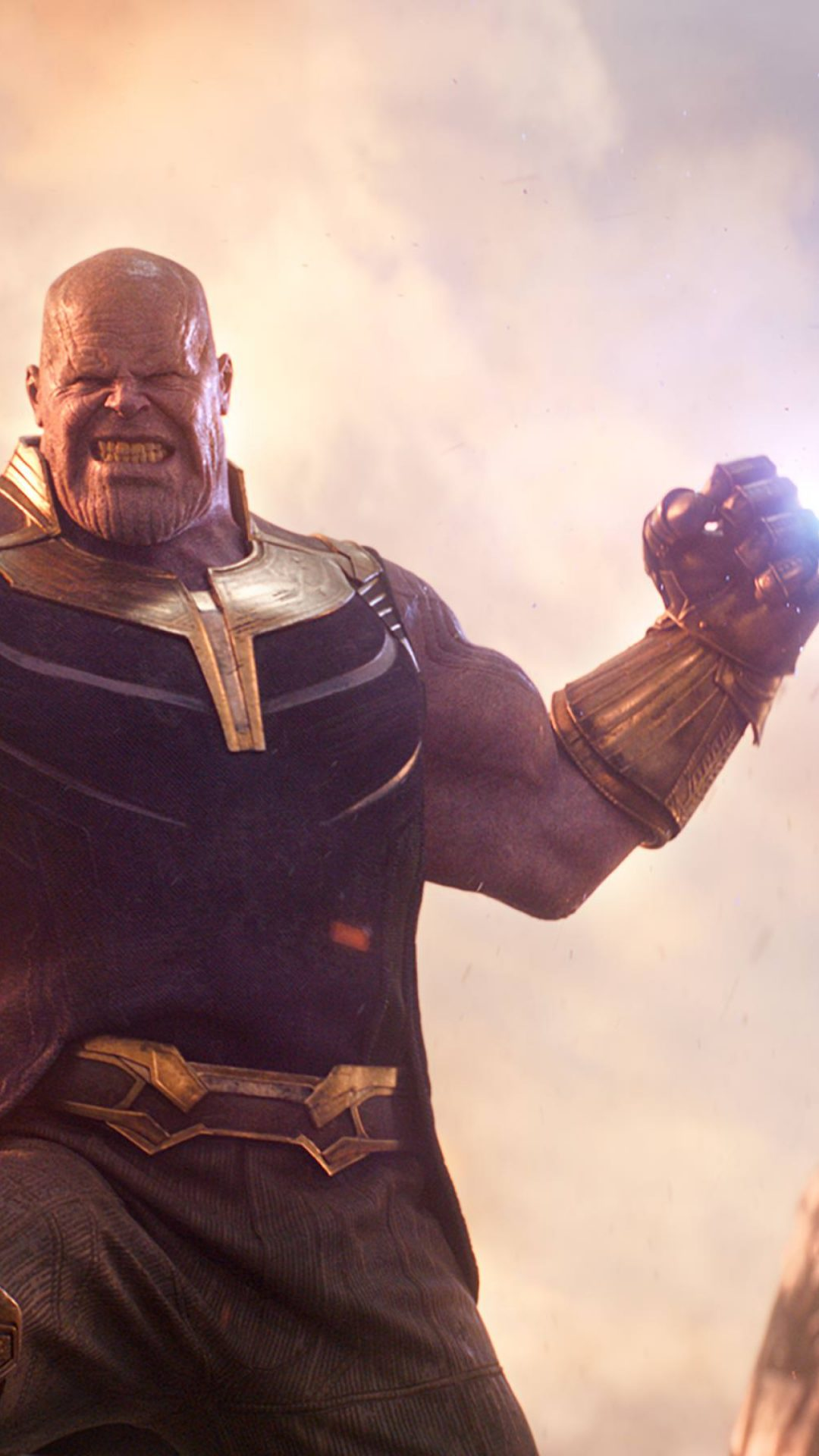 Avengers Infinity War 2018 Thanos 4k Ultra Hd Wallpaper