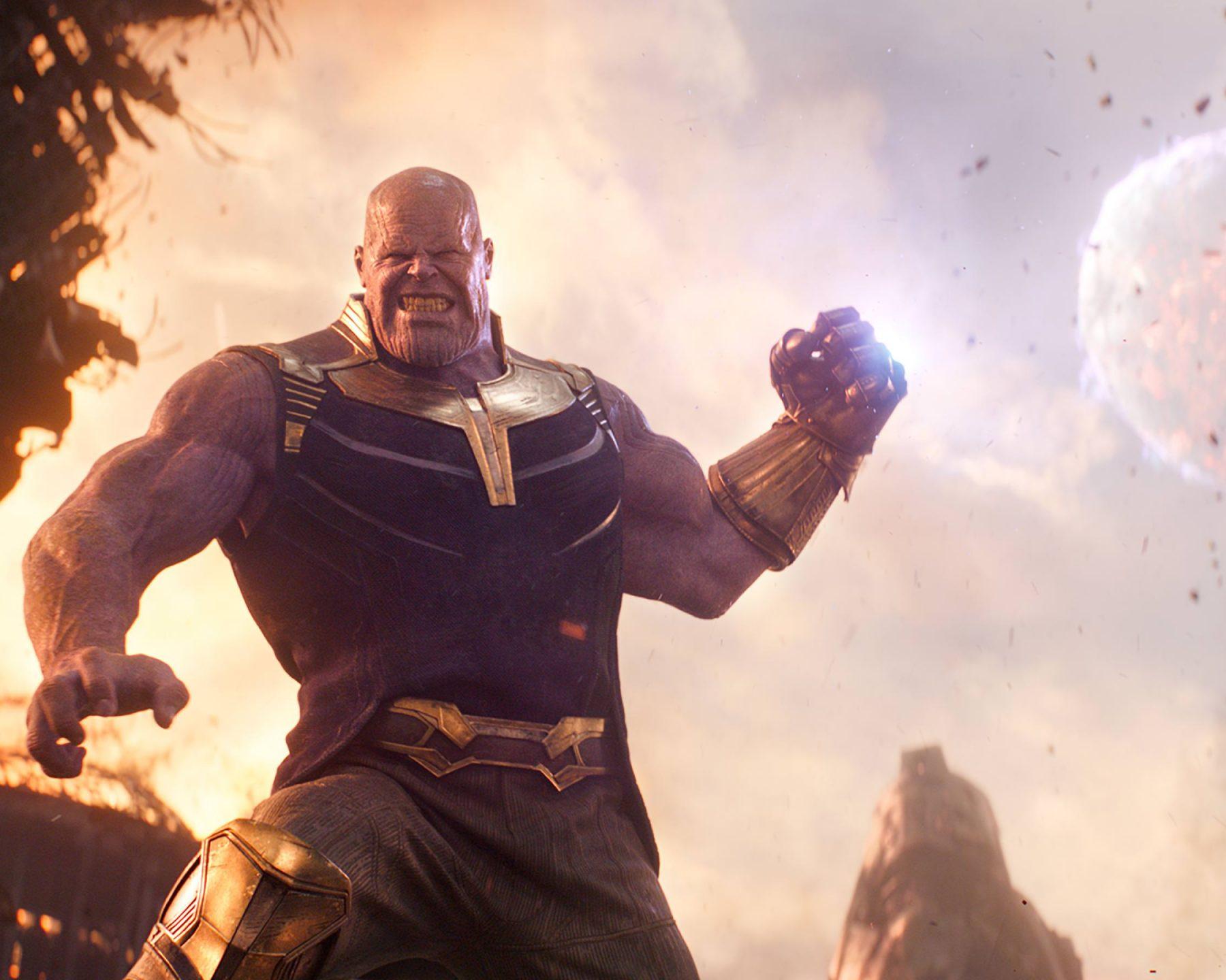 Avengers Infinity War 2018 Thanos 4k Uhd 3 2 3840x2560: Avengers: Infinity War (2018) Thanos 4K Ultra HD Wallpaper