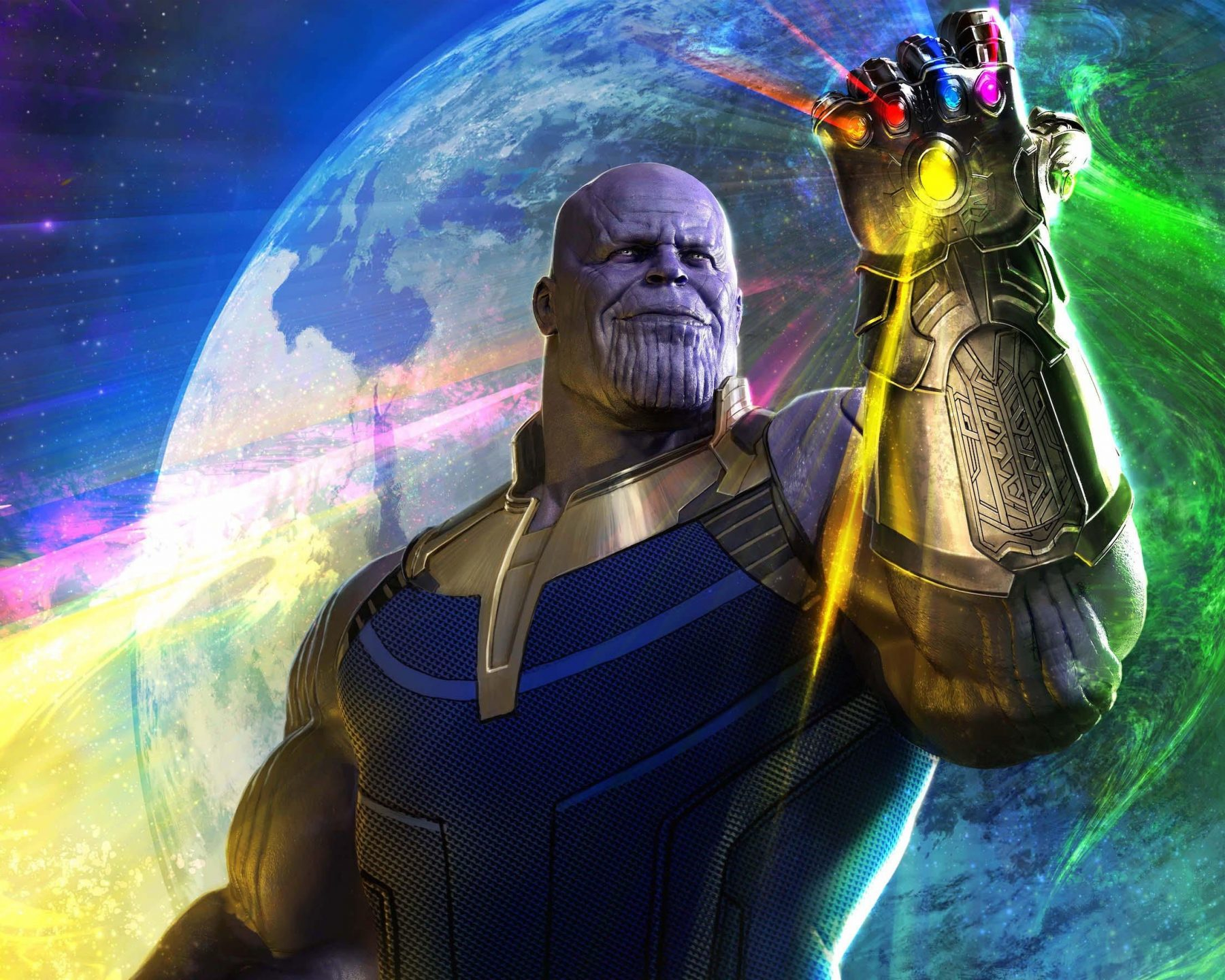 Thanos Hd Wallpaper: Avengers: Infinity War (2018) Thanos HD Wallpaper HD Wallpaper