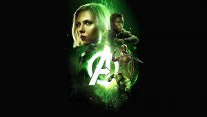 Avengers: Infinity War (2018) Time Stone 4K UHD