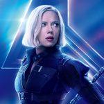 Avengers Infinity War 2018 Black Widow 8K Ultra HD