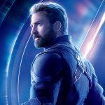Avengers Infinity War 2018 Captain America 8K Ultra HD