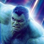 Avengers Infinity War 2018 Hulk 8K Ultra HD