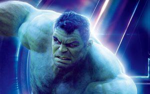 Avengers: Infinity War (2018) Hulk 8K Ultra HD