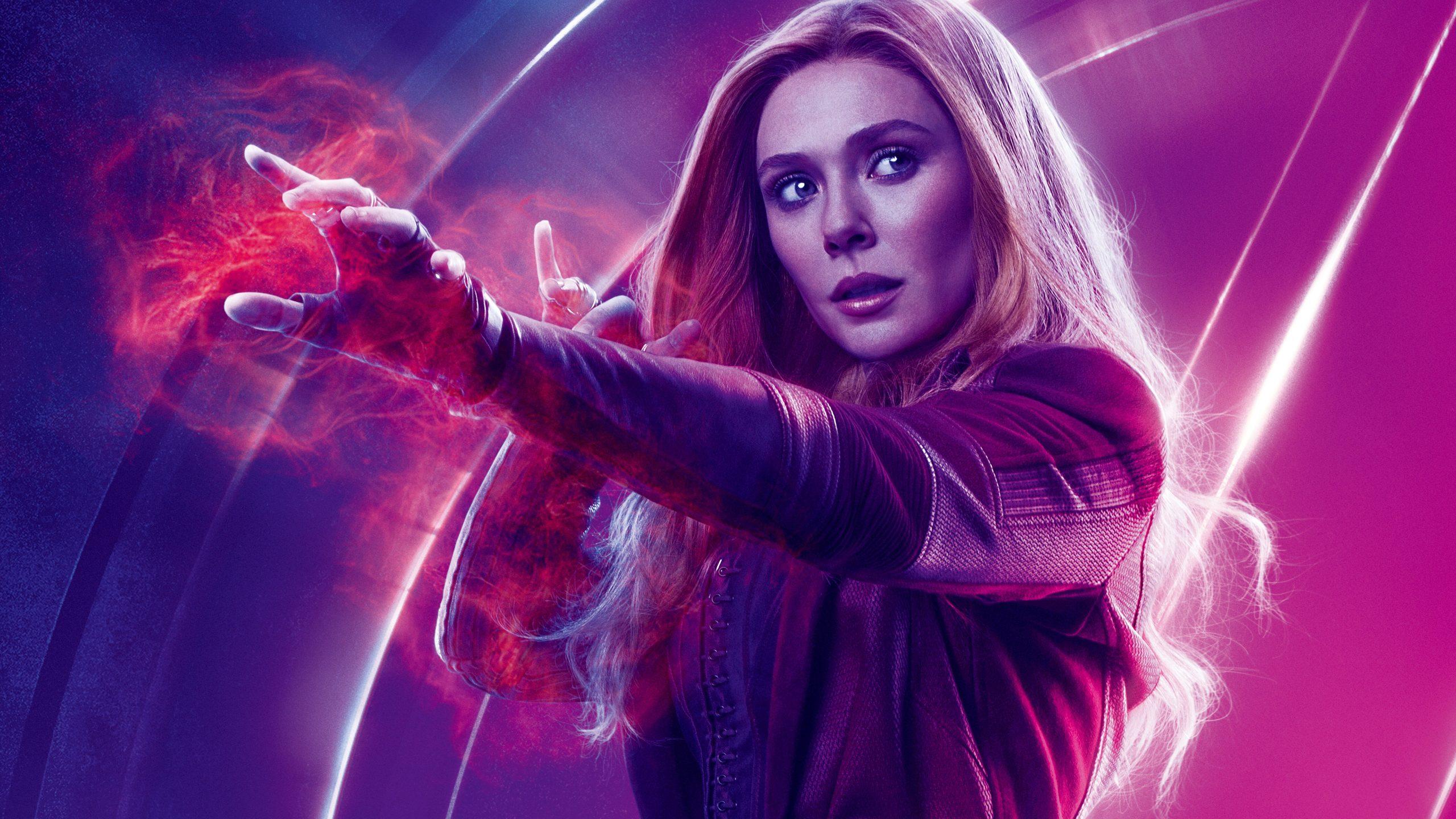 Avengers Infinity War 2018 Thanos 4k Uhd 3 2 3840x2560: Avengers: Infinity War (2018) Scarlet Witch 8K Ultra HD