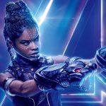Avengers Infinity War 2018 Shuri 8K Ultra HD