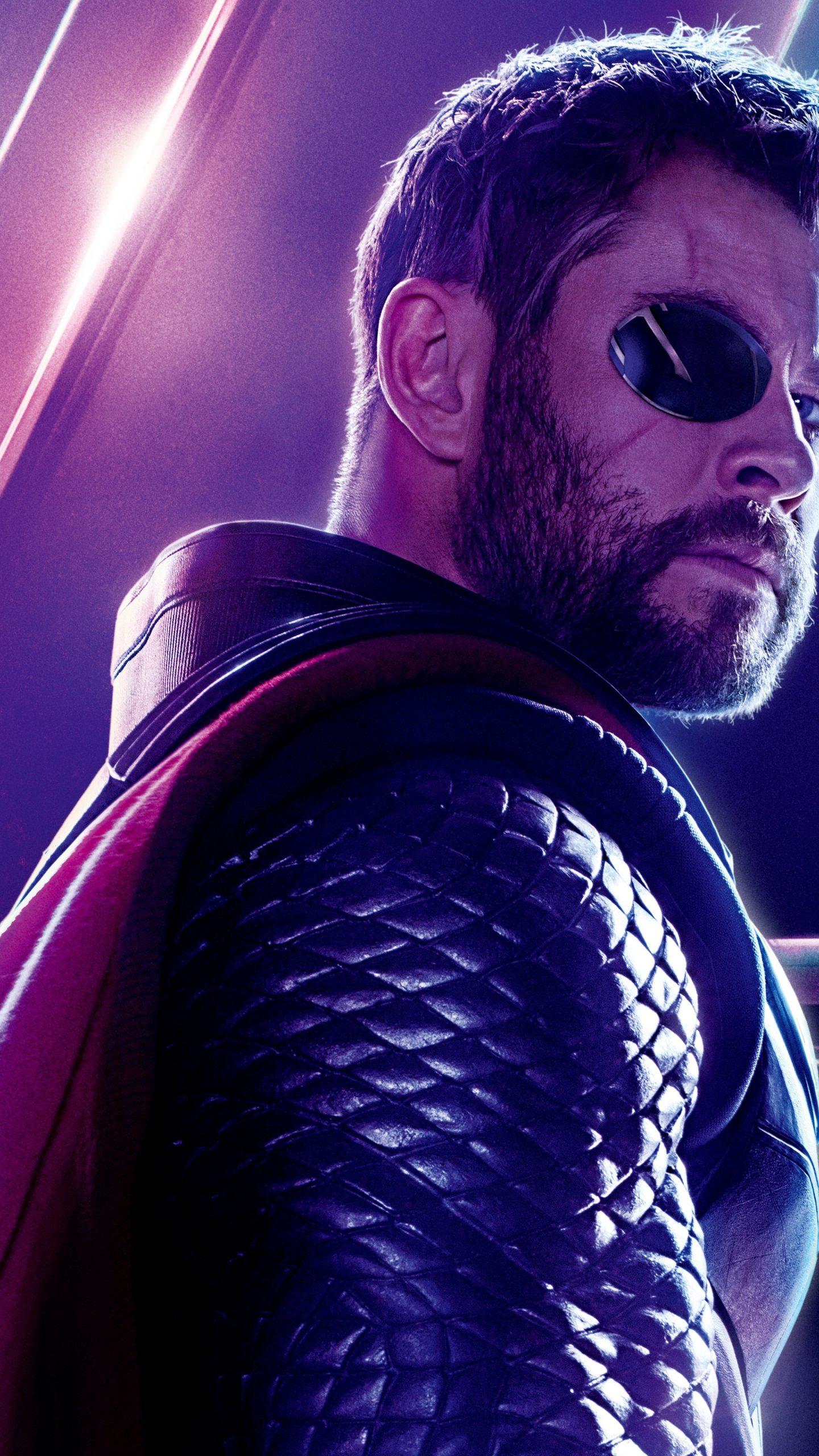 Avengers: Infinity War (2018) Thor 8K