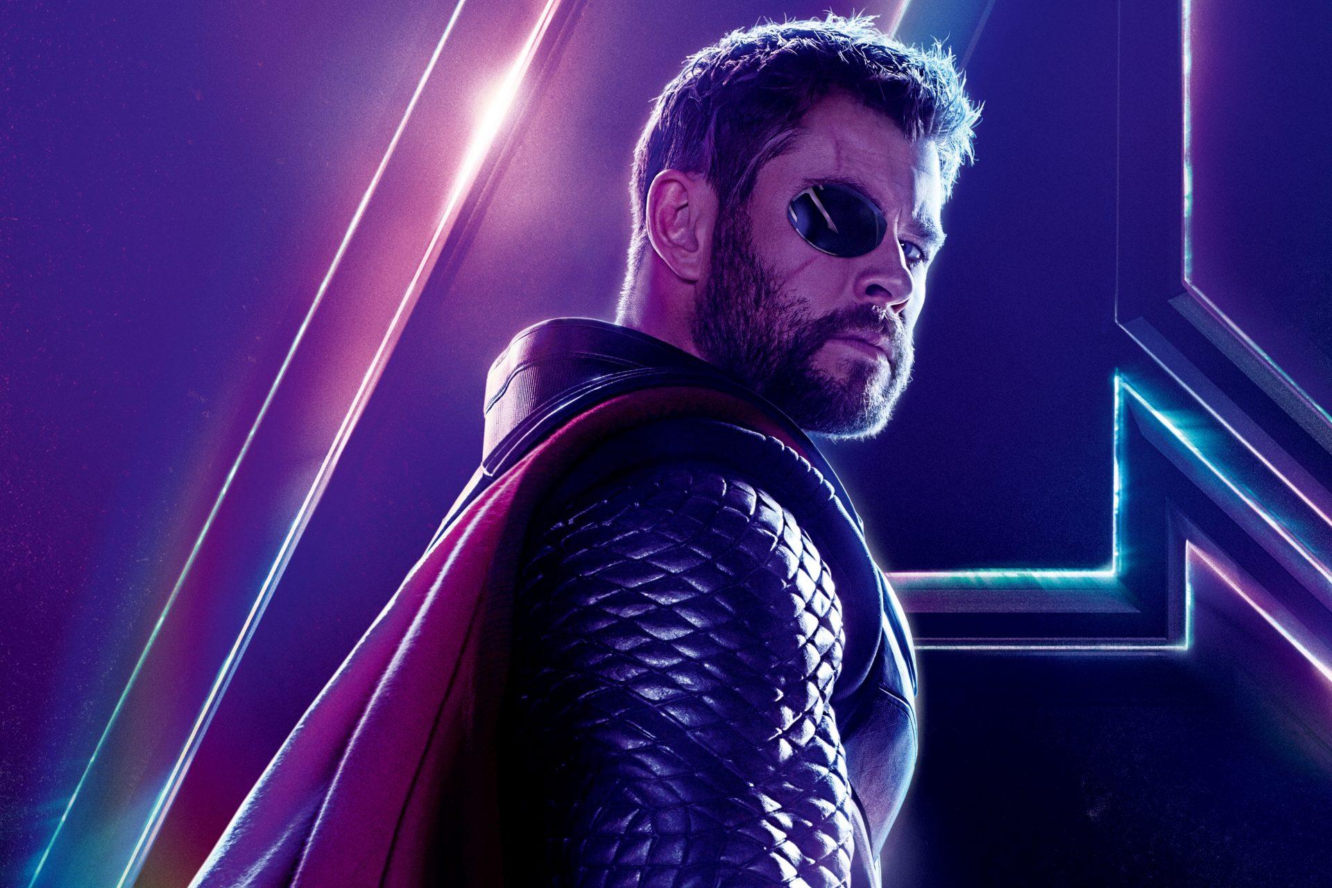 Avengers Infinity War 2018 Thanos 4k Uhd 3 2 3840x2560: Avengers: Infinity War (2018) Thor 8K Ultra HD Wallpaper