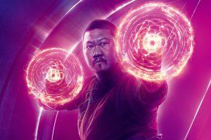 Avengers: Infinity War (2018) Wong 8K Ultra HD