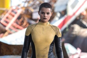 Deadpool (2016) Negasonic Teenage Warhead HD
