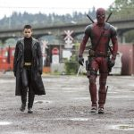 Deadpool 2016 Negasonic Teenage Warhead and Deadpool 5K
