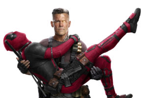 Deadpool 2 2018 Cable Deadpool 4K Ultra HD