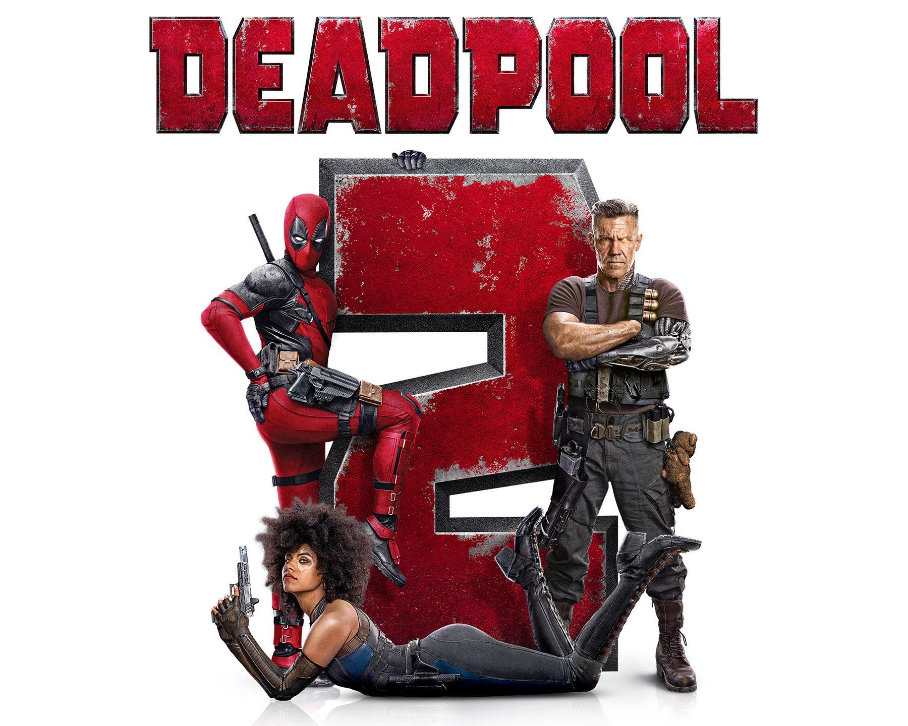 Deadpool 2 2018 Hd Wallpaper