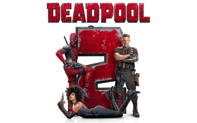 Deadpool 2 2018 HD