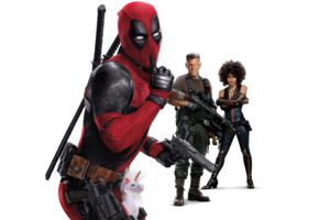 Deadpool 2018 Deadpool Cable Domino 8K Ultra HD