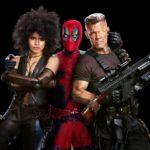 Deadpool 2018 Domino Deadpool Cable 4K Ultra HD