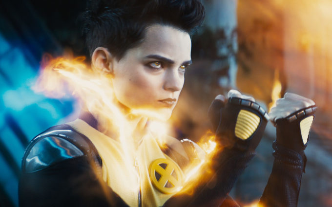Deadpool 2018 Negasonic Teenage Warhead HD